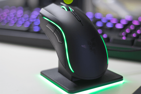 Razer Mamba Chroma Wireless Gaming Mouse Review PC Gamer