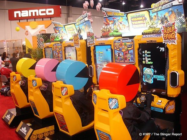The Best And The Weirdest New Games In Japanese Arcades