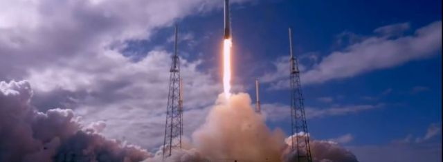 SpaceX Just Launched 60 Starlink Satellites (And Nailed a Milestone Rocket Landing)