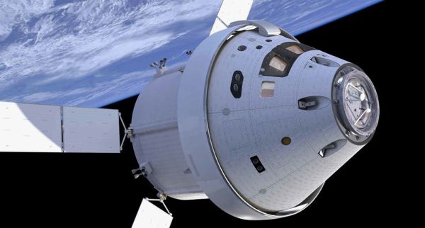 NASAs 1st Manned Flight of Orion Space Capsule May Slip to 2023 Space