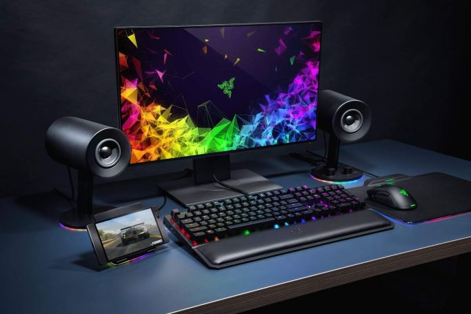 Razer's Nommo Speaker Systems are currently on sale with 33% and 20% off!   Tom's Hardware