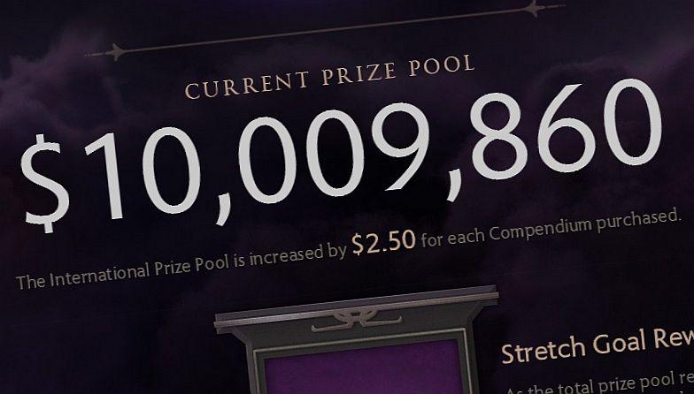Dota 2s Compendium Raises 10 Million For The