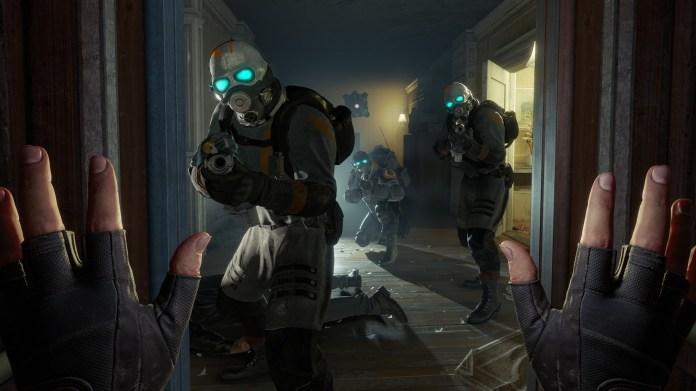 best VR games: half-life alyx