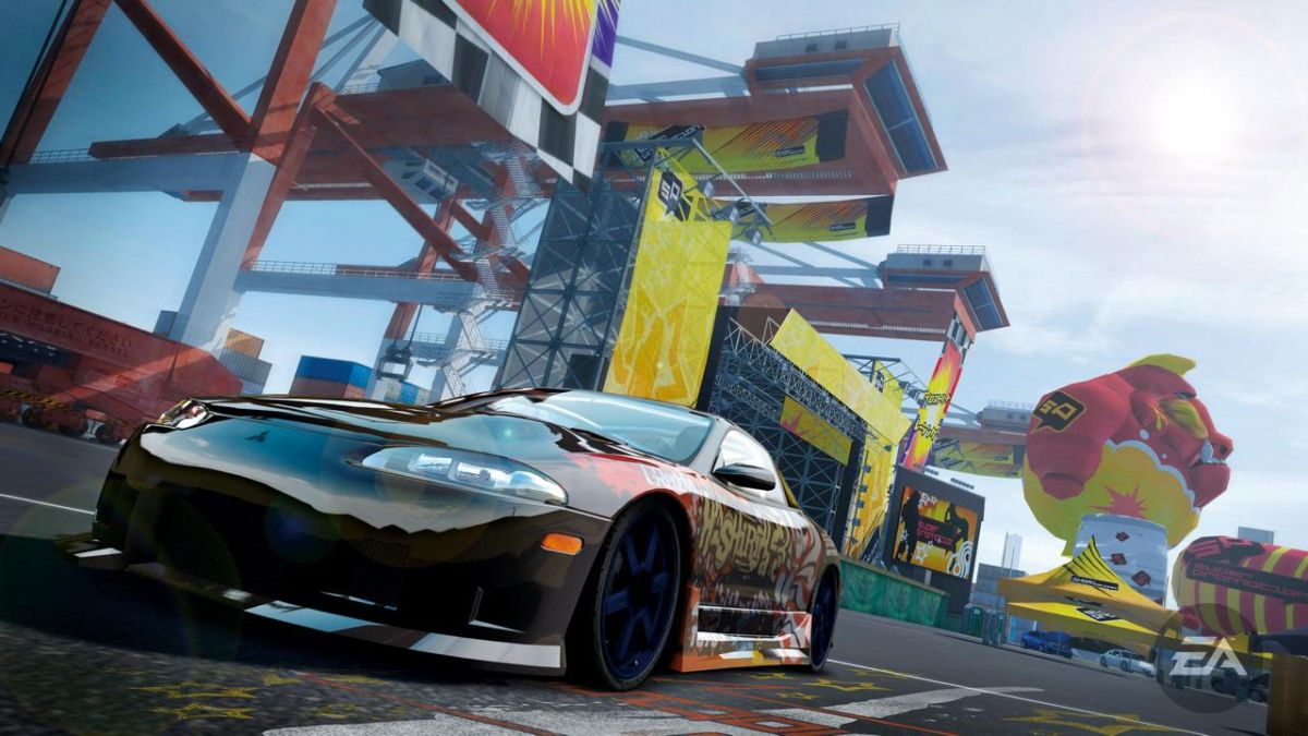 Need For Speed ProStreet Review GamesRadar