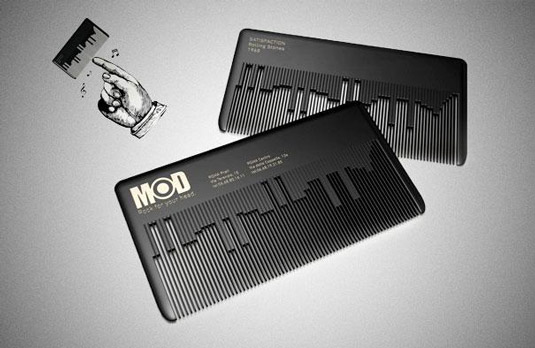 Business cards: MOD