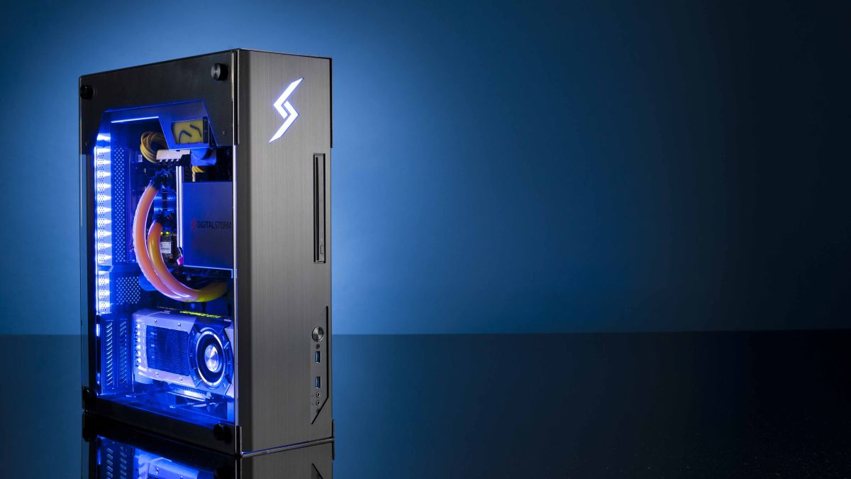 Digital Storm Bolt 3 Review PC Gamer