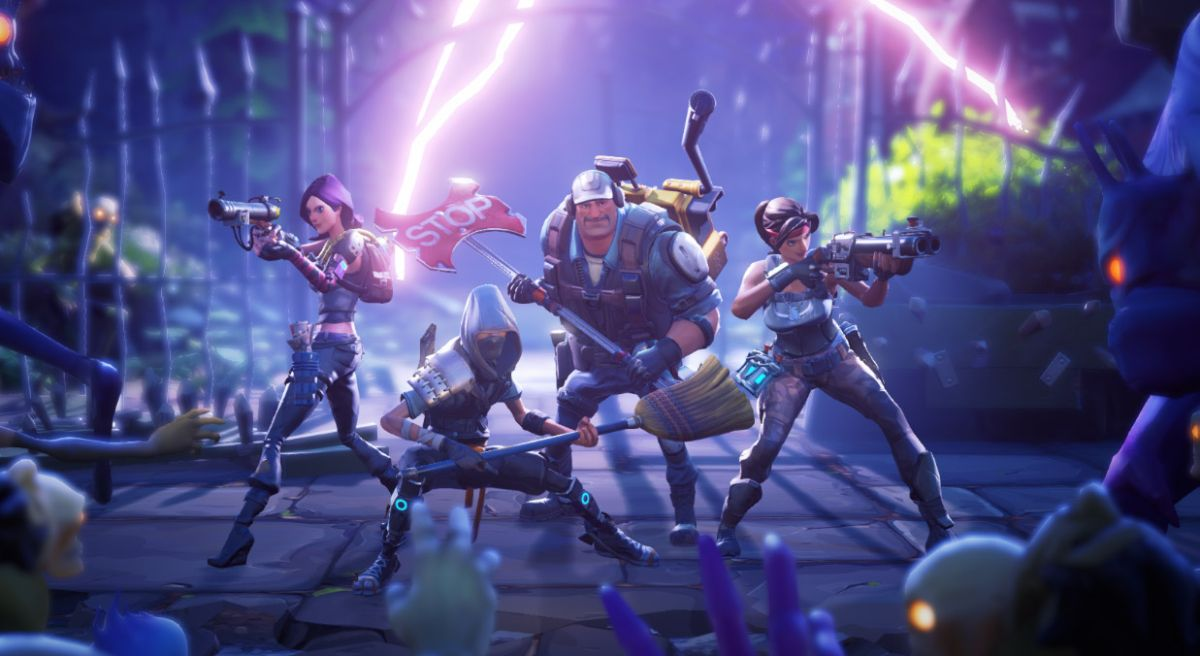 Fortnite Preview Hands On Co Op Pc Gamer