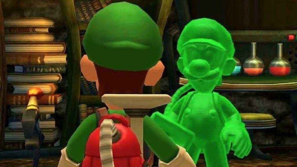 Forget Bowsette Gooigi Is A Luigi Doppelgnger Made Out