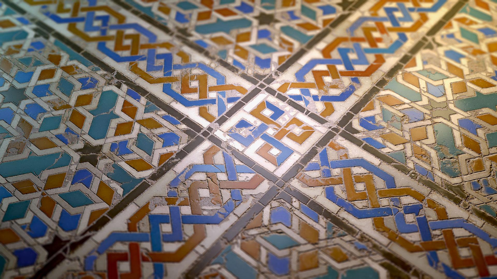 create ornate tiles in substance