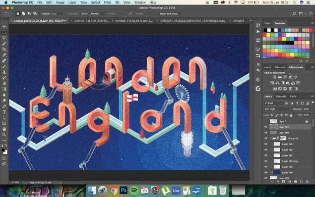 9N4tQwx2kkVgbcwhbqucjH How to design isometric typography Random