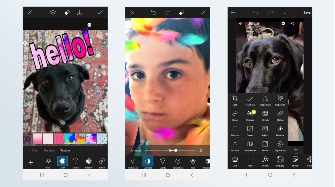 best photo editing apps: PicsArt