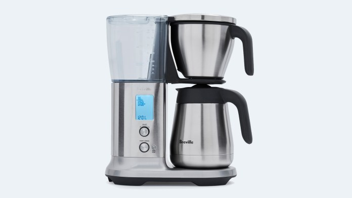 best coffee makers: breville precision brewer