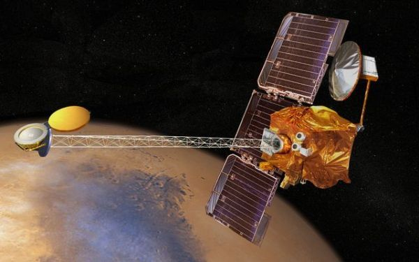 Old Mars Spacecraft May Recover from Glitch at Red Planet ...