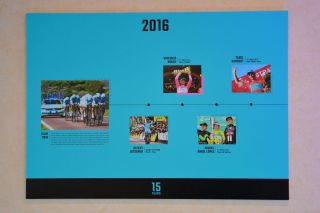 2016 was a good year for Astana