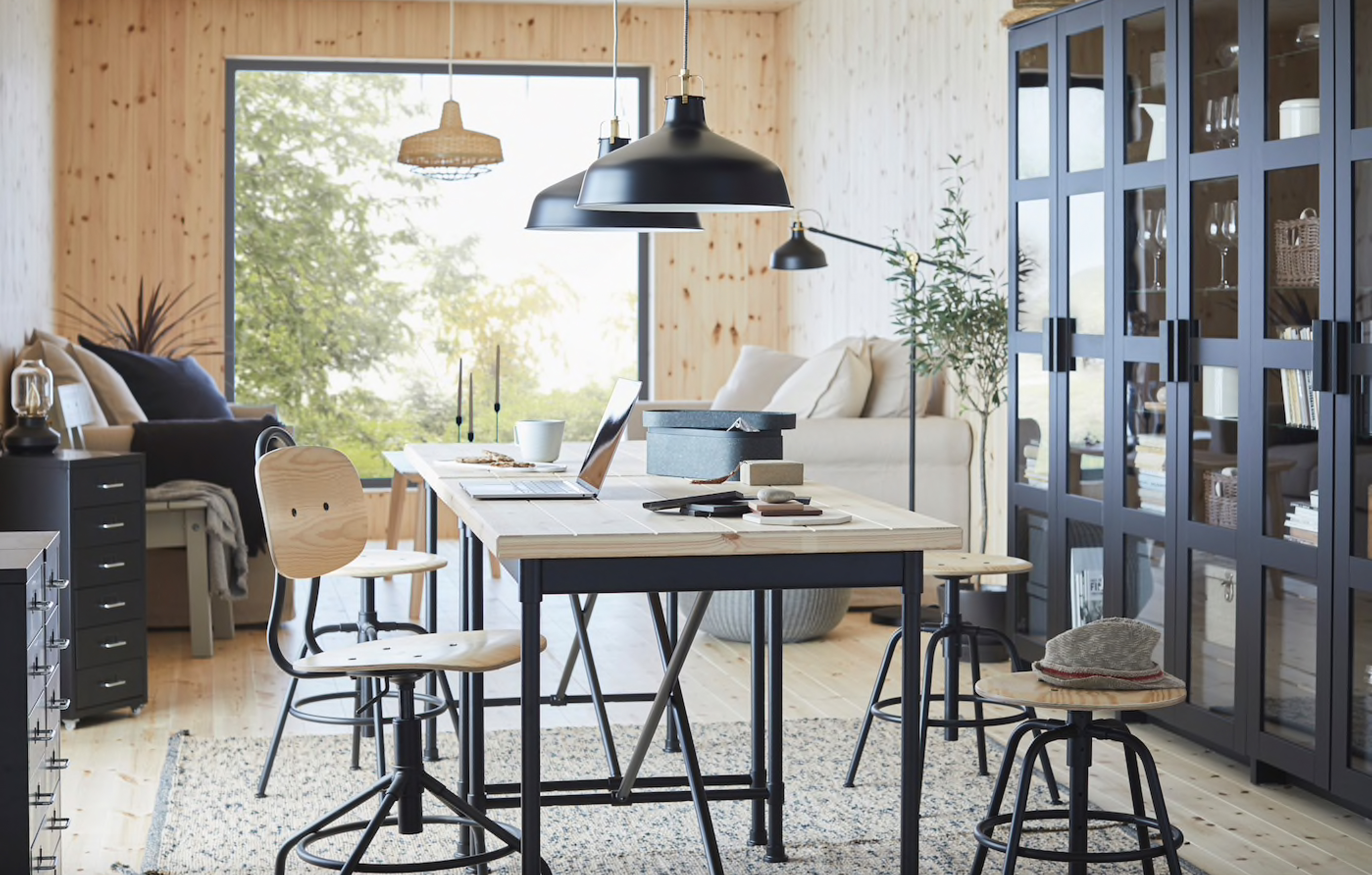 6 home office lighting ideas to make