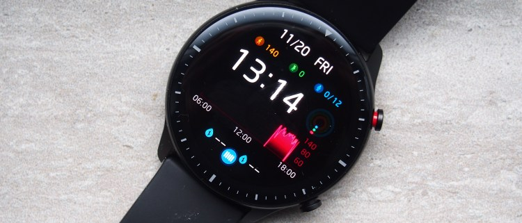 Huami's Most Stylish Watch Amazfit GTR 2 Features Frameless Display And Blood Oxygen Meter