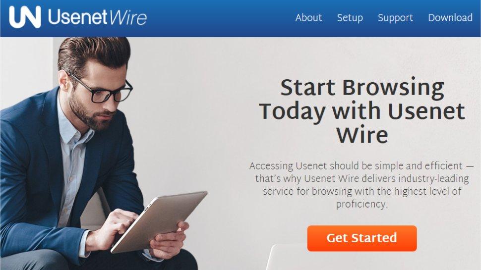 Usenet Wire