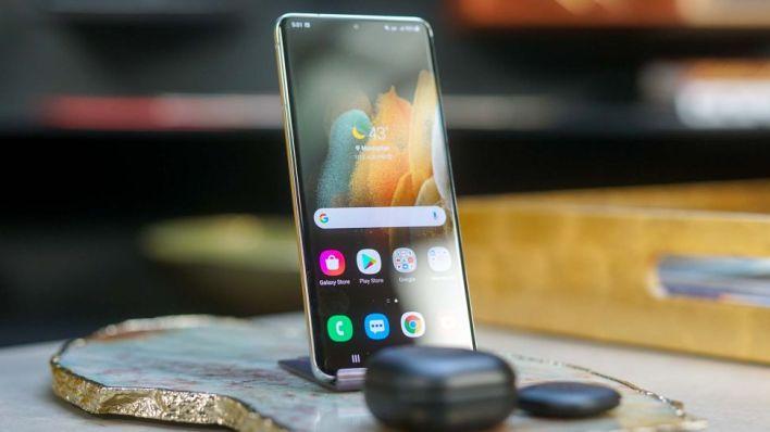 Samsung Galaxy S21 Ultra dock