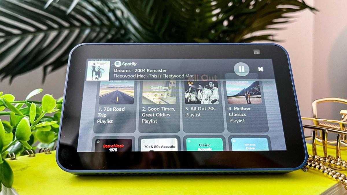 Amazon Echo Show 5 (2nd Gen) review