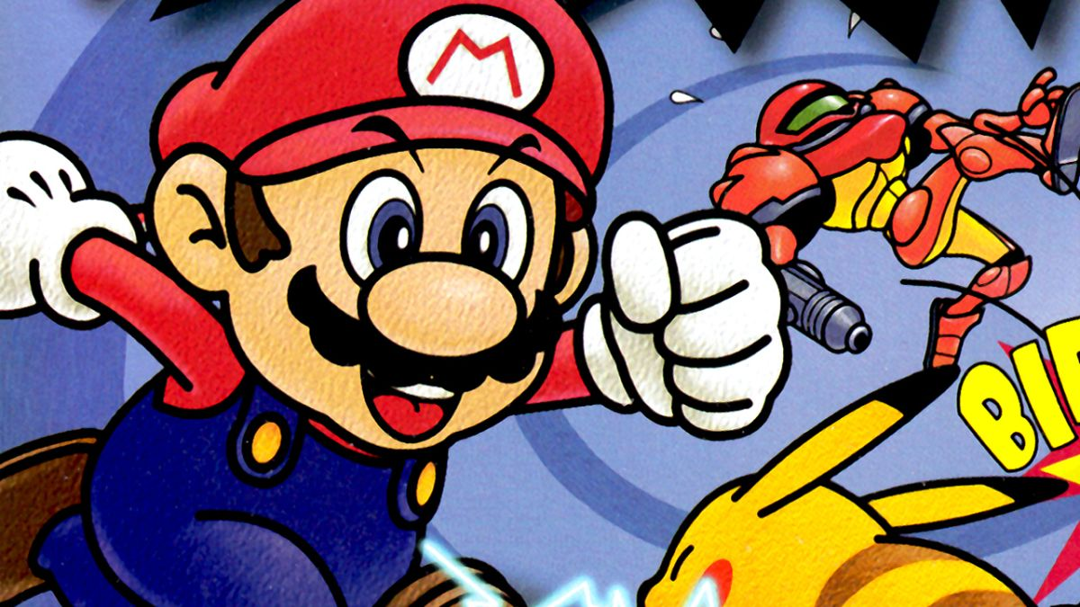 Super Smash Bros How Fun Accessibility And Sheer Audacity Gave Nintendo The Most Unlikely