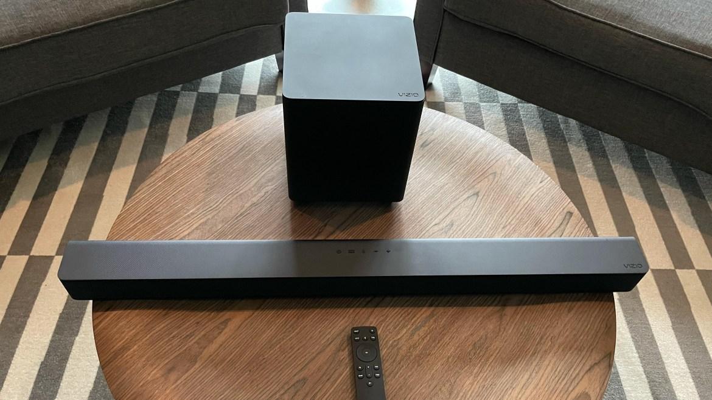 Best soundbars: Vizio V-Series 2.1 Home Theater Soundbar V21-H8