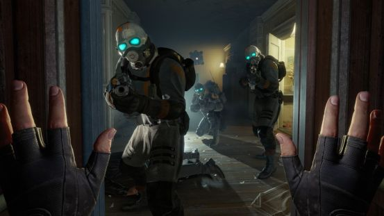 Half-Life is not dead, says Valve programmer