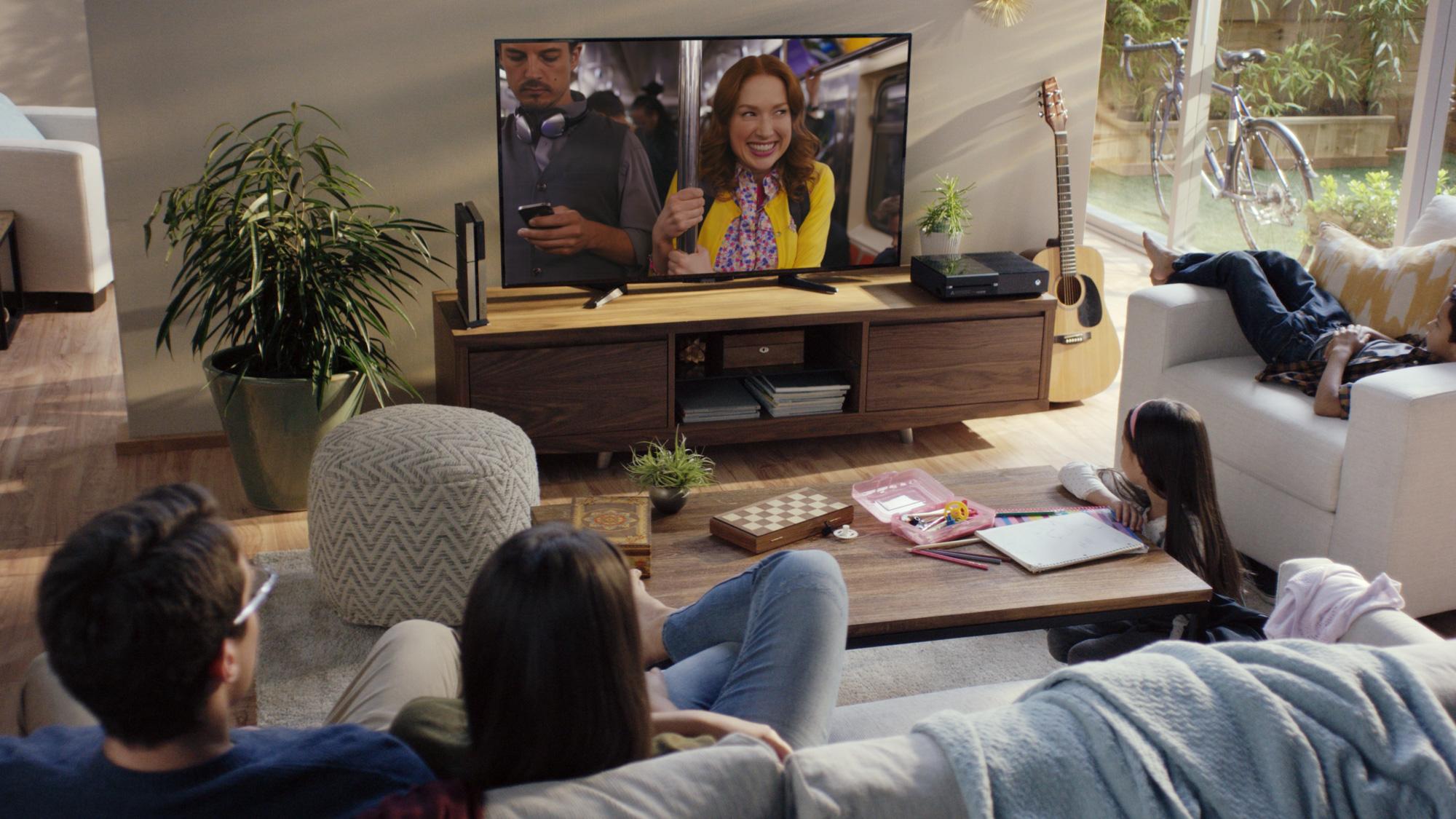 Best streaming service: Netflix