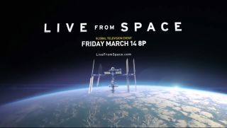 'Live from Space': National Geographic Brings Astronaut ...