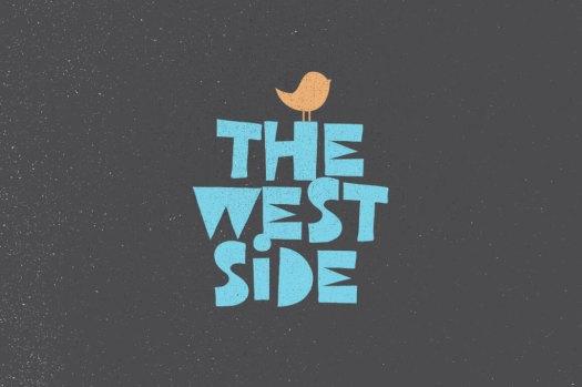West Side fre retro font