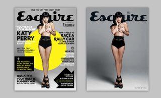 magazine covers Esquire