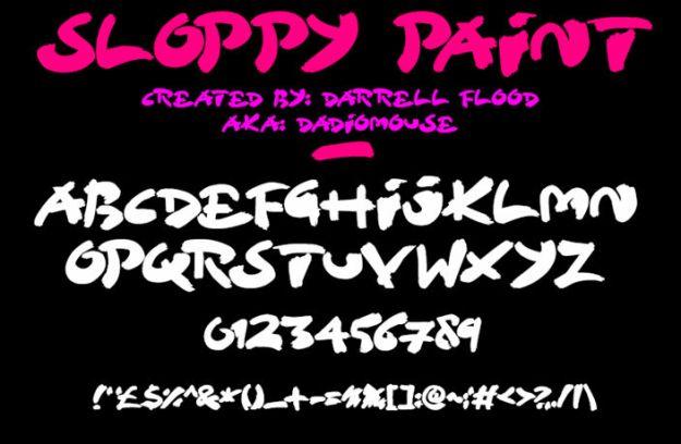 BfSJtadu8qE3vSDrVb7PtL The 40 best free graffiti fonts Random