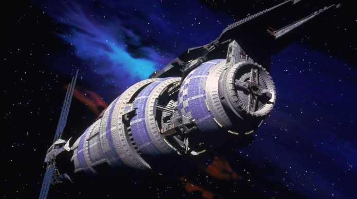 Babylon 5 Reboot in the Works on the CW
