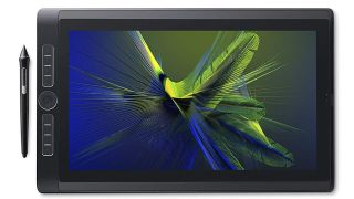 The MobileStudio Pro is a graphics tablet and mobile PC combined