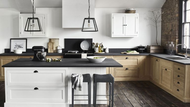L Shaped Kitchen Design Ideas Real Homes