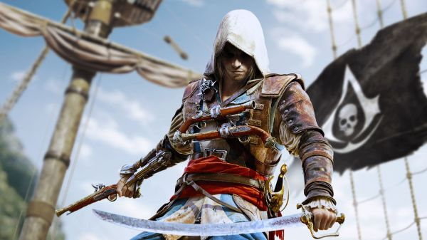 Ubisoft is giving away Assassin's Creed IV: Black Flag for ...