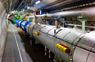LHC Ready to Hunt Down Mystery Dark Matter Particles | Space