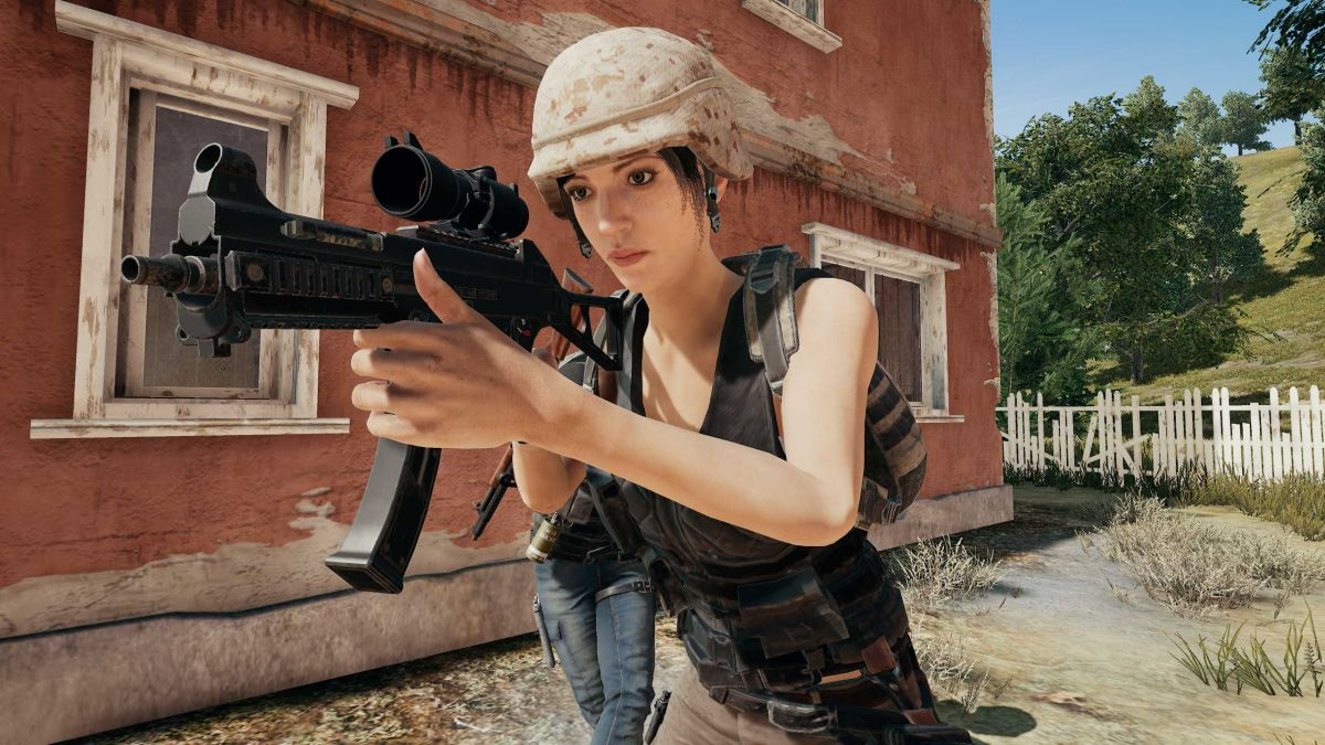 PlayerUnknowns Battlegrounds Review PC Gamer