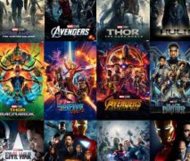 Watch Marvel Movies Online
