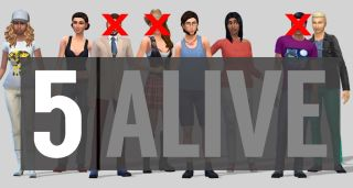 DMgoGJy9WBGwtgooDfB3zS 320 80 - The Sims 4 battle royale, part three: Chicken dinner is served