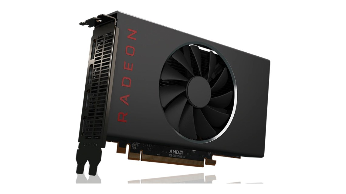 AMD Radeon RX 5500 XT