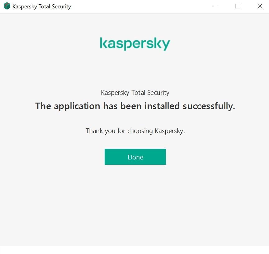 Kaspersky 2021 review