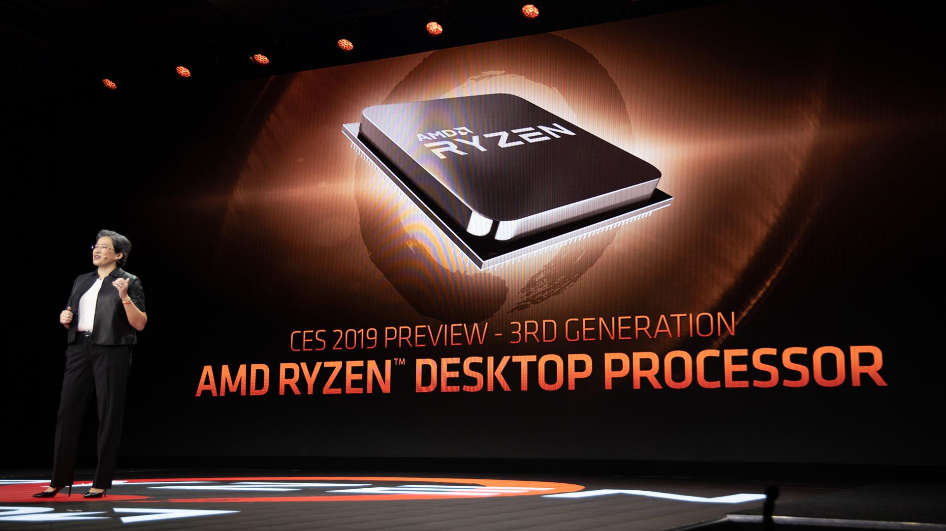 AMD Ryzen 3rd Generation