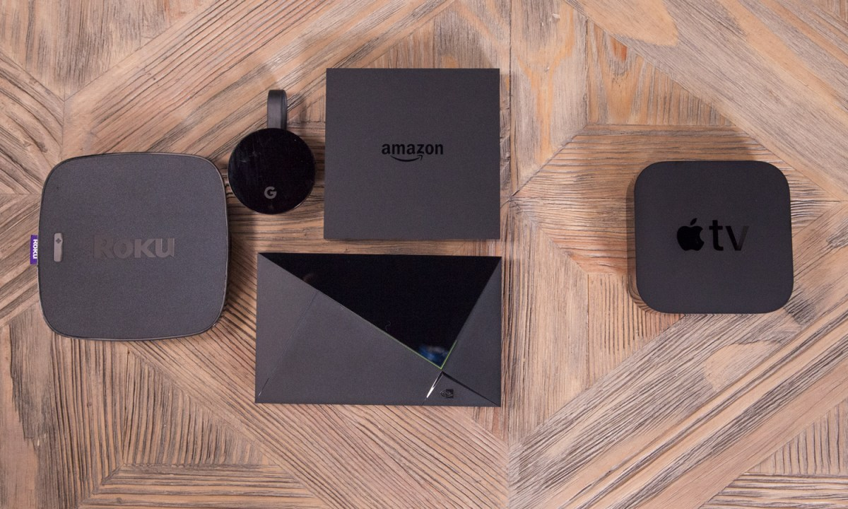 Apple TV 4K review: vs other streaming devices