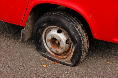 How Far Can You Drive on a Flat Tire   Tire Is Flat   Live Science