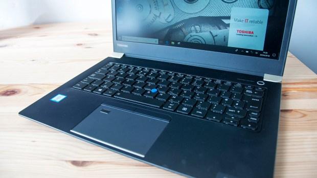 Toshiba Portege X-30-E-12H keyboard