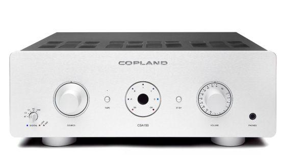 Danish manufacturer Copland has announced a brand new premium amplifier