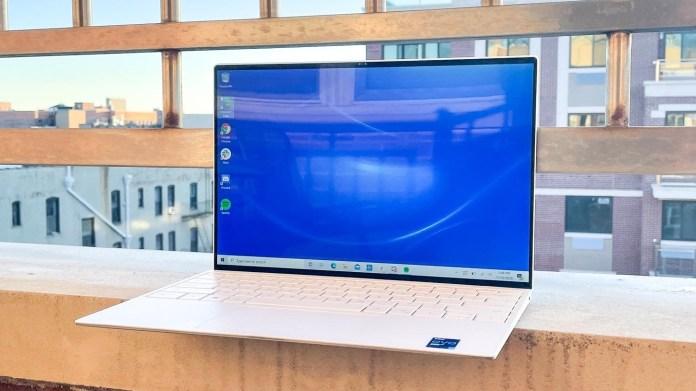 Best Windows Laptops: XPS 13 Tiger Lake