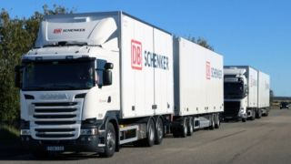 Scania, Volvo and DB Schenker have been working on truck platooning: (Image credit: Scania)