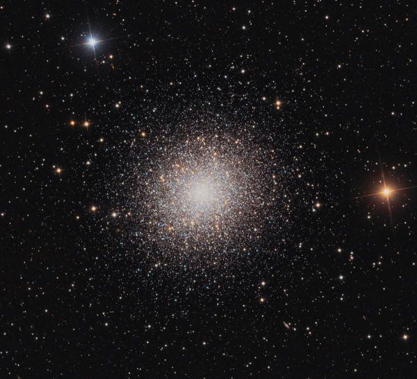 Hercules Star Cluster Dazzles in Night Sky Photo | Space