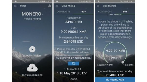 How to mine on Android phone